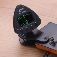 ENO ET-3000A Guitar Part Tuner Guitar Bass Violin Musical Instruments Color Display MIC Vibration Pickup Mode Support Wholesale