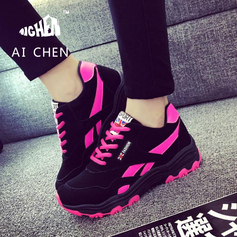 New Autumn Women Shoes Casual Air Mesh Breathable Runner Shoes Womens Trainers 2017 Zapatillas Deportivas Calzado Deportivo 2016<br><br>Aliexpress