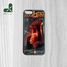New Fashion Popular metal band Blind Guardian Pattern Back Phone Protective Cover For iPhone 6 6s And 4 4s 5 5s 5c 6 Plus(China)