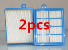 2PCS  hepa h13 filter H12 wiener filter, Hepa filters for philips FC9150 FC9199 FC9071 Electrolux Parts  ZSC69FD2 ZSC6940  Etc.