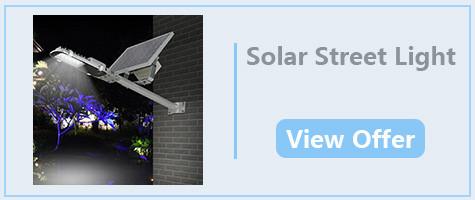 products solar street light