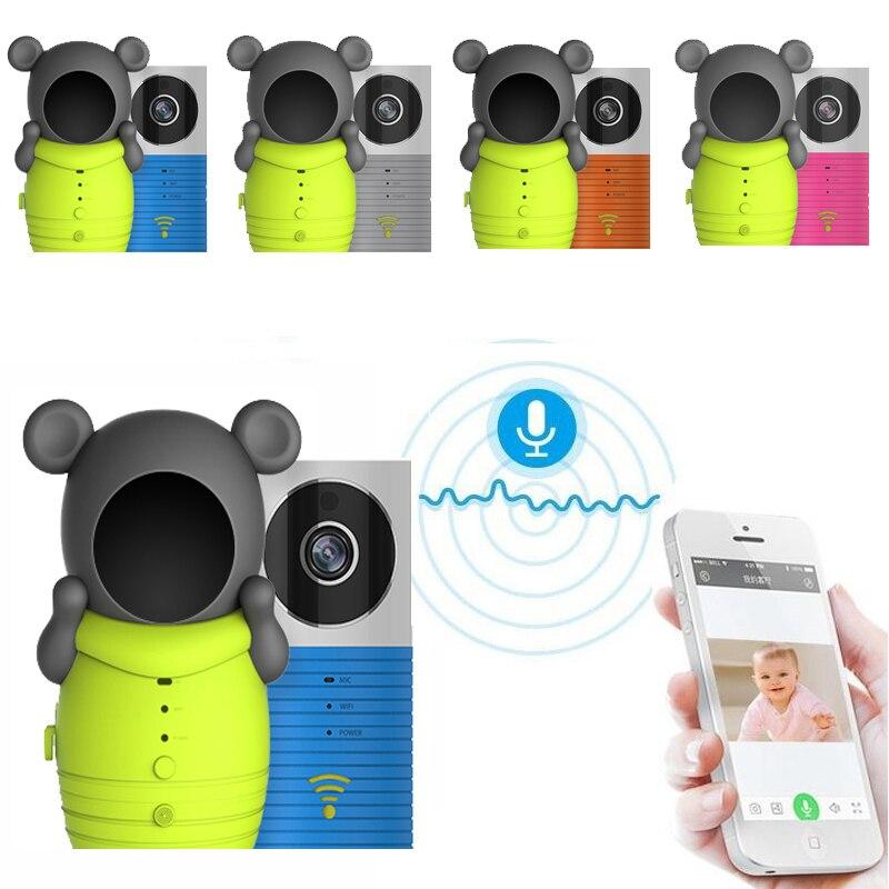 Babykam 720 ip camera wifi baby monitor IR Night vision Baby Intercom PIR Motion Detection wifi security camera baby monitors<br>