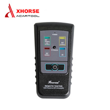 Original XHORSE Remote Tester Radio Drequency(RF) Infrared(IR) for 300Mhz-320hz/ 434Mhz/868Mhz Auto key Programmer Free Shipping