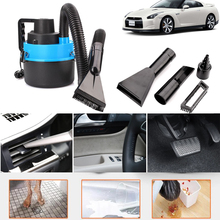 Vehemo 12V Wet Dry Vac Vacuum Cleaner Inflator Portable Turbo Hand Held for or home(China)