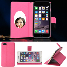Buy Lady Mirror Doogee Shoot 2 Funda Leather Cover Case Stand Flip PU Protective Case Cover Doogee Shoot 2 Capa 5.0 Mobile Phone for $2.82 in AliExpress store