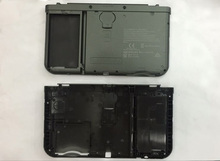 Repair Parts For New 3DS XL New 3dsll Plastic Inner Bottom Housing Shell Cover Case Housing Black Blue