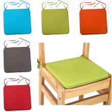 40*40CM Super Soft Candy Color Chair Cushion non-slip high-quality seat cushion chair pad Children Increased Pad Baby chair