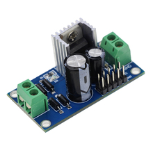 L7812 Step-down Power Supply Module AC / DC 12V 1.5A Voltage Regulator Filter Rectifier Module(China)