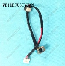 AC DC Power Jack Socket Cable Harness For Acer Aspire 5741 5551 5552 5742 5741Z 5551G 5733 5733Z 5251 DC  Jack Connector