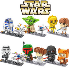The Loz Star War Building Blocks Children Intelligence Models & Building Toy Come with retail box