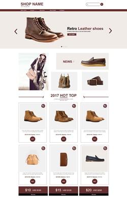 ☆可儿设计☆ 复古鞋 服装箱包 T030