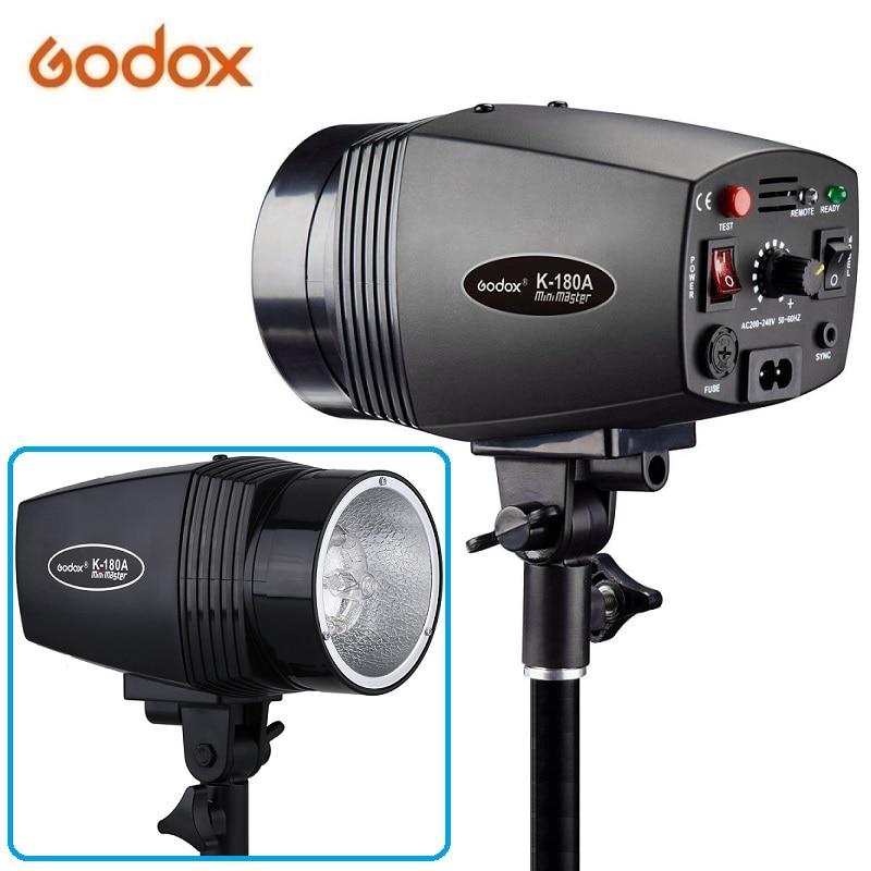 Mini Master Godox K-180A k180a 180W Small Photography Flash Light Studio Accessories<br><br>Aliexpress