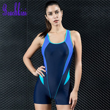 Buy Patchwork Swimwear Women 2017 High Elastic One Piece Swimsuit Sexy Backless Bathing Suit Summer Beach Wear Three Colors for $16.60 in AliExpress store
