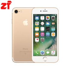 Apple iPhone 7 New Original  2GB RAM 32gb 128GB 256GB ROM IOS 10 LTE  Quad Core Fingerprint Brand Cell Phones iphone7