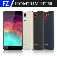 "HOMTOM HT30 5.5"" HD MTK6580 Quad-core Android 6.0 3G Phone 8MP CAM 1GB RAM 8GB ROM Touch ID 3000mAh"