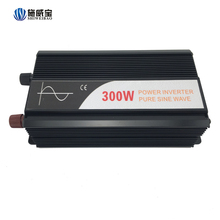pure sine wave power inverter 300W DC 12V/24V/48V/60V/72V/110V to AC 110V/120V/220V/230V/240V converter tool For Home/Boat/Solar