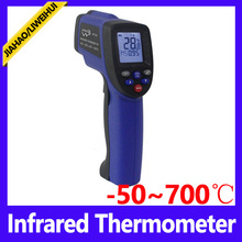 Hot water pipes infrared thermometer china manufacturer digital thermometer WT700 -50 to 750 celsius