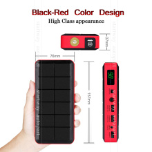 High Capacity 26000mAh Car Power Bank Car Jump Starter 12V Mini Portable Multifunctional Jumper Start with EU US UK Chargr Plug