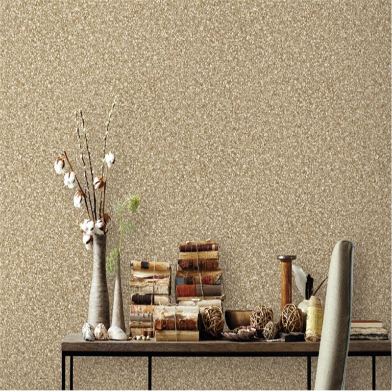 beibehang Simple wallpaper hotel pvc gravel pattern theme room wallpaper non-self-adhesive imitation marble wallpaper<br>