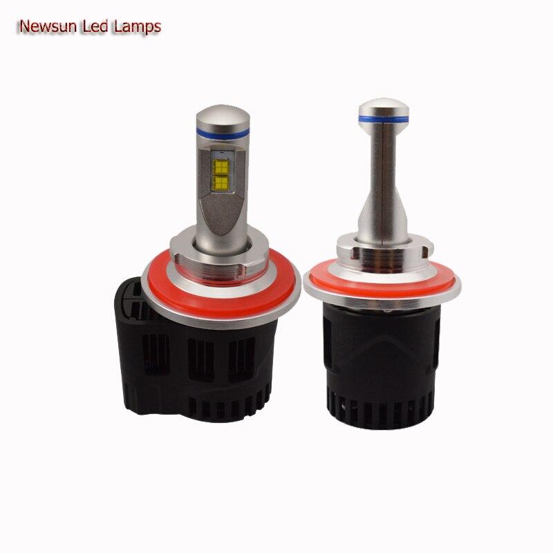 1Set 5200Lm 55W H13 P6 Led Headlight Lamp Hi/Lo Beam Auto 9008 Headlamp Conversion Kit 6000K Xenon White Driving Lamp Bulbs<br><br>Aliexpress