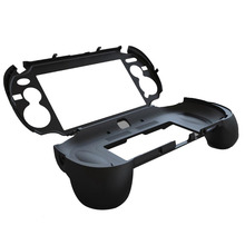 Handle Holder Cover Case for PS Vita 1000 PSV 1000 Upgrade L2 R2 Trigger Grips Gaming Accessories(China)