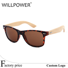 wholesale China mens sunglasses with bamboo legs