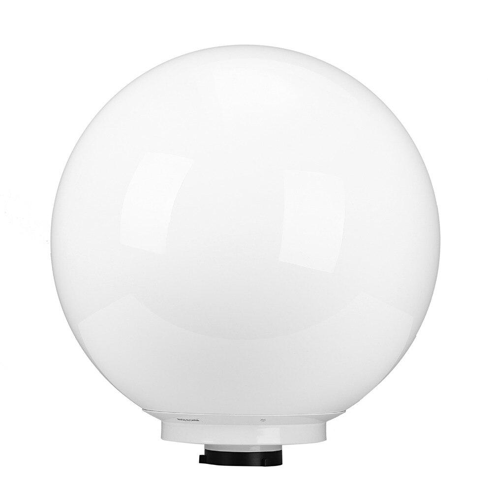 1230cm Studio Global Cover Diffuser Soft Ball Dome Softbox Studio Flash Bowens Mount photographic Photo Studio Accessories (1)