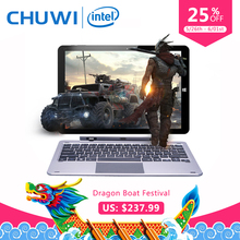 Chuwi Hi12 Dual OS Windows 10 Android 5.1 Intel Cherry Trail Z8350 4GB RAM 64GB ROM 11000mAh HDMI USB 3.0 Original 12 Inch