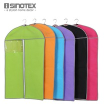 1 PCS Multi-color Must-have Home Zippered Garment Bag Clothes Suits Dust Cover Dust Bags Storage Protector(China)