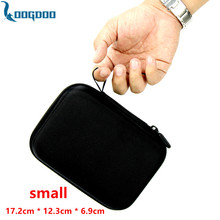 LoogDoo for Gopro Accessories Small Storage Camera Bag Cover Box Protective Case For Go pro Hero 5 4 3+Sj4000 Bags Box TP83