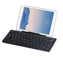 NOT russian laptop keyboard All In One Bluetooth Wireless Keyboard With Stand For iPhone For iPad2/3/4 for tablet Onfine Leo(China)