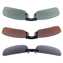 Replacement Polarized Lenses Mirror Flip Sunglasses UV400 Glasses Driving