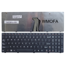 US Black New English Replace laptop keyboard For Lenovo G580 Z580A G585 Z585 B580