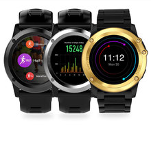 H1 MTK6572 IP68 Waterproof Smart Watches With GPS Tracking Function Support SIM Card Sports Watch Wrist Watch for Android(China)