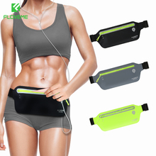 Buy FLOVEME Universal Waist Belts Armband Bag iPhone Xiaomi 6.5 inch Lycra Sport Arm Band Running Case Samsung Huawei Pouch for $6.69 in AliExpress store