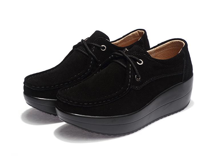 HX 3213-2 (13) 2017 Autumn Winter Women Shoes Flats