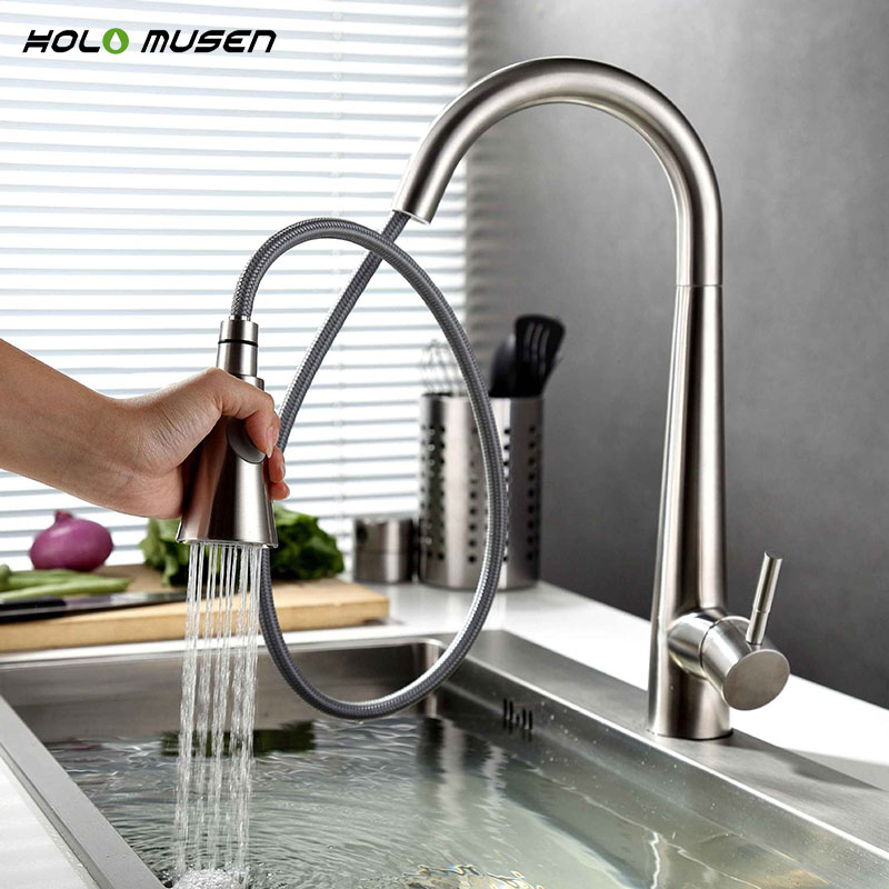 Kitchen tap pull out (3)