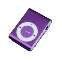 New Portable MP3 Player NC1888 Mini USB Clip Multicolor MP3 Player LCD Screen Support 32GB Micro SD TF Card MP3 Music Players