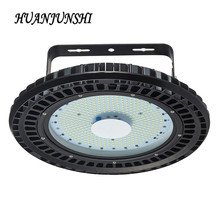 200W UFO High Bay Light 220V-240V Industrial Lighting SMD High Bay Led Light 24000lm Industrial Ceiling Light Led Mining Lamp