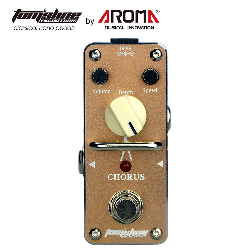 Chorus Pedal Guitar Effect Signature by Hands Without Shadows Michael Angelo Batio <br>