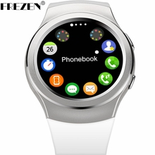 FREZEN 100% Original G3 Bluetooth Smart Watch MTK2502c IPS Screen SIM card Hear Rate Monitor Clock For IOS Android PK KW18 LF18