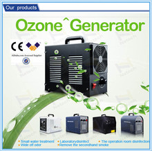 Portable Ozone Generator Air Purifier 220v Air Cleaner Oxygen Portable Ionizer Generator Sterilization Disinfection Clean Room(China)