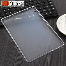 MDFundas Case For Huawei Mediapad T3 9.6 Cover Tablet PC Ultra-thin TPU Soft For Huawei T3 10 AGS-L09 AGS-L03 Transparent Shell