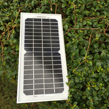 solar panel 5w 12v mini solar panels 18v small Home System monocrystalline PV photovoltaic cell charge battery Camping Trip