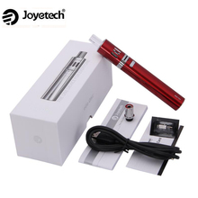 Оригинал Joyetech ego One Starter Kit 1100 мАч/2200 мАч батареи Vape с 1,8 мл/2,5 мл бак пульверизатора без plug(China)
