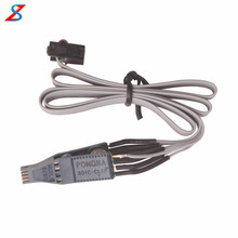 EEPROM SOIC 8pin 8CON Cable for Tacho Universal Jan version NO.44 with Top Quality OBD2 Connector Cable