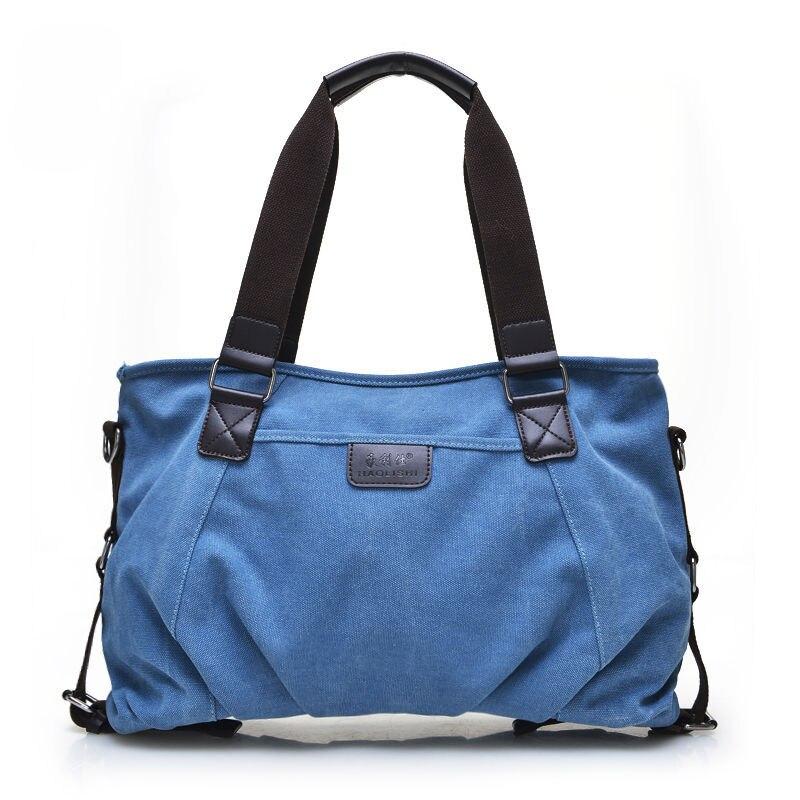 New Hot! Europe Big Canvas Bag high quality Fashion Women Bags Shopping Handbag Casual Shoulder Bag Canvas Bag Women<br>