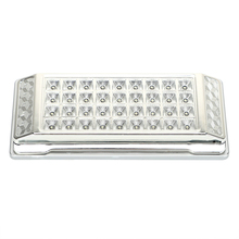 ITimo LED Car Dome Light Rectangular Roof Ceiling Lamp Bulb Auto Interior Light Signal Lamp 36 LEDs White Car-styling