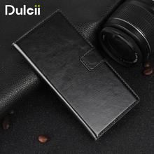 "Buy Dulcii Sony Xperia xa1 Cover Crazy Horse PU Leather Wallet Protective Case Capa Sony Xperia XA 1 5.0"" Phone Funda Coque for $3.31 in AliExpress store"