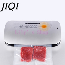 MINI Vacuum packing machine automatic household food vacuum sealer packer small commercial tea bags sealing machine EU US plug